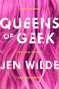 9 Queens of Geek