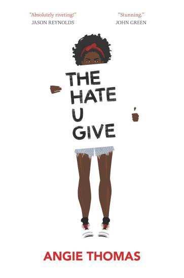 9 The Hate U Give
